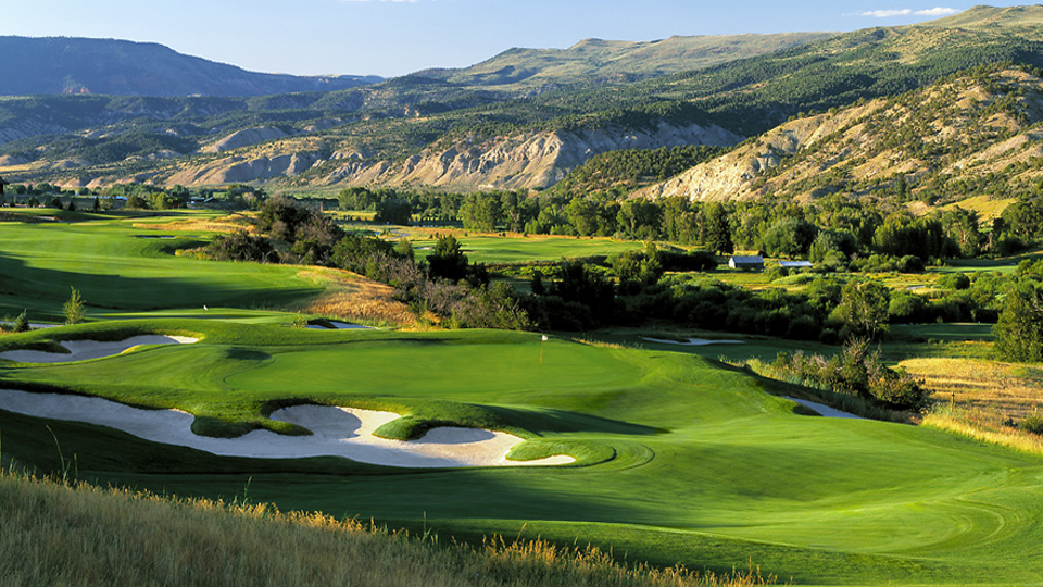 Frost Creek Golf Amp Fishing Club Eagle Vail Co Golf
