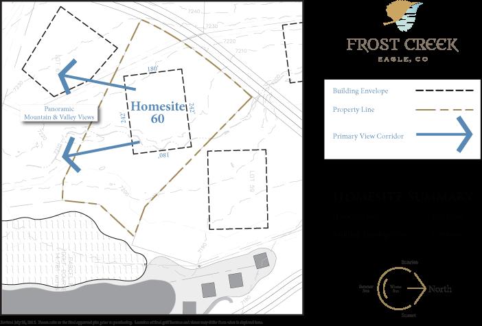 Homesite 60 diagram