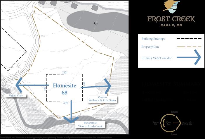 Homesite 68 diagram